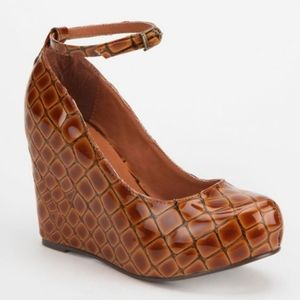 Jeffrey Campbell x Urban Outfitters Adelaide Wedge